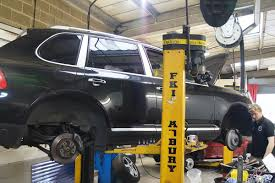 porsche cayenne service porsche cayenne service with discs and pads touch
