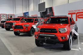 toyota truck deals toyota trd pro chase trucks sema 2014 photo gallery autoblog