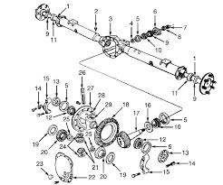 2003 dodge durango rear differential need diagram of exploded view for 2000 durango rear end s l t