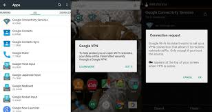 android 5 features vpn service spotted within android 5 1