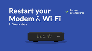cara membuat jaringan wifi id di rumah tutorial restart modem wifi router first media youtube