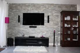 naturstein wohnzimmer steinwand im wohnzimmer 30 inspirationen klimex naturstein