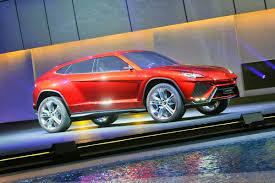 Lamborghini Urus Suv Lamborghini Ceo Says Urus Suv Will Go Into Production