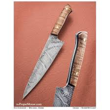 Discount Kitchen Knives by Custom Knives Buy Custom Made Kitchen Knives Online On The