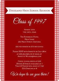 high school reunion invites and white checkered class reunion invitation reunion invitations