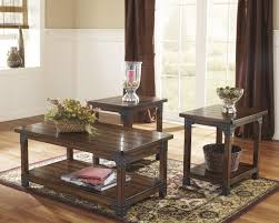 3 piece end table set buy ashley furniture t352 13 murphy 3 piece coffee table set