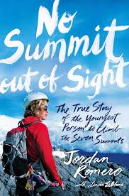 Flags Of Our Fathers Book Summary No Summit Out Of Sight Book By Jordan Romero Linda Leblanc
