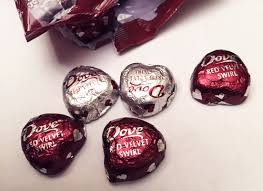 dove chocolate hearts review dove milk chocolate velvet swirl i am all in on