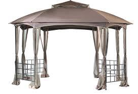 pergola awesome sunjoy gazebo transform your backyard into a