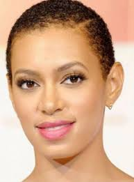 good hairstyle for round faces for black people short haircuts for