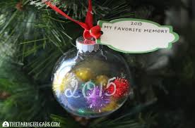 inside out memory ornament the farm gabs