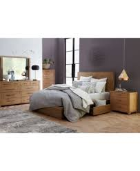 queen platform bed with storage bonners furniture