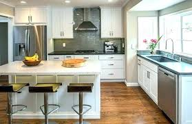 How Much Does Kitchen Cabinet Refacing Cost How Much Does Cabinet Refacing Cost Rta Cabinets Solid Wood