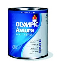 olympic brand by ppg introduces assure interior an ppg paints