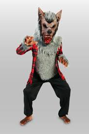 Werewolf Halloween Costumes Girls 25 Werewolf Costume Child Ideas Halloween