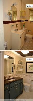 bathroom remodeling ideas before and after before and after makeovers 20 most beautiful bathroom remodeling