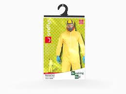 breaking bad costume smiffy s men s breaking bad costume clothing