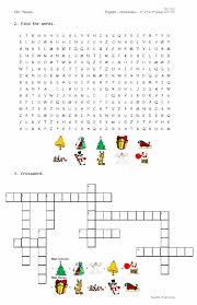 christmas worksheet pdf u2013 halloween u0026 holidays wizard