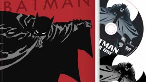 batman year one batman year one hc book and dvd set dc