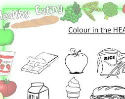 in the healthy foods