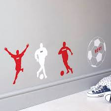wall ideas metal pig wall art pig wall art wall stickers marilyn wall stickers football personalised football wall sticker by the bright blue pig flying pig wall art