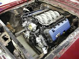 66 mustang engine for sale the coyote engine rod
