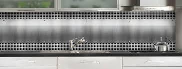 plaque d aluminium pour cuisine crédence de cuisine plaque inox perforée c macredence com
