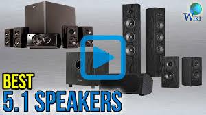 Minimalist Computer Speakers by Top 10 5 1 Speakers Of 2017 Video Review