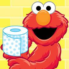 Elmo Bathroom Set Potty Time With Elmo On The App Store