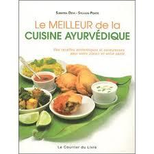 support livre cuisine le meilleur de la cuisine ayurvédique broché savitri devi