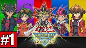 yu gi oh legacy of the duelist walkthrough part 1 duelist