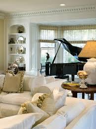 Best Pottery Barn Living  Family Rooms Images On Pinterest - Black and white family room