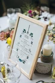 prã sentation menu mariage les 25 meilleures idées de la catégorie menu mariage sur