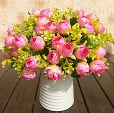artificial flowers wholesale uvg cheap wholesale artificial flowers buy from alibaba fabric
