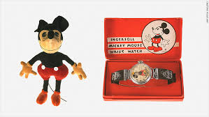 mickey mouse artifacts dawn disney auction