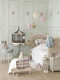 shabby chic bedroom gloria u0027s room wainscoting w medallions