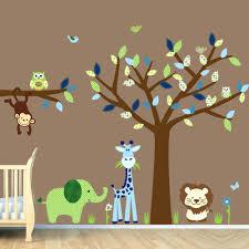 Animal Wall Decor For Nursery Animal Wall Decals For Nursery Animals Wall Farm