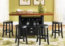 dining table with wine storage dining furniture showcase west allis dining sets