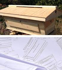 Top Bar Beehive Plans Free Backyardhive Com Beekeeping Supplies