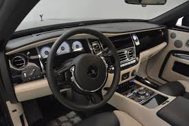 rolls royce wraith interior 2017 2017 rolls royce ghost black badge stock ux54262 for sale near