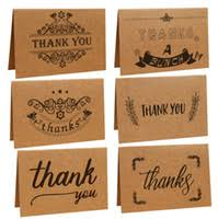 best kraft paper thank cards to buy buy new kraft paper thank cards
