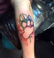bear paw tattoo tattoo collections