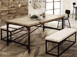 Sofa In Dining Room Diamond Sofa Dixon Dining Table U0026 Reviews Wayfair