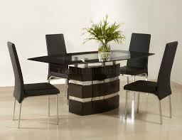 dinning dining room tables metal dining chairs high back dining