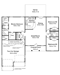 amazingplans com house plan hpg 1400 country ranch traditional