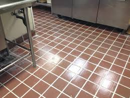 Epoxy Kitchen Floor by Re Grouted Epoxy Kitchen Floor For A Restaurant Kitchen In Boston