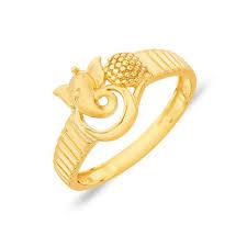 gold rings for men men s gold rings online in india pn gadgil jewellers