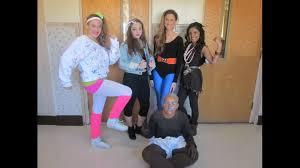 tuesday costumes spirit week day 3 throwback thursday news 12 varsity