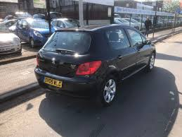 peugeot pay monthly cars 2005 05 u2013 peugeot 307 1 6 hdi 110 s diesel 5 door h b u2013 car mania