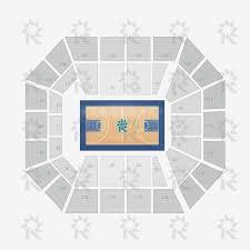 mohegan sun arena basketball seating charts